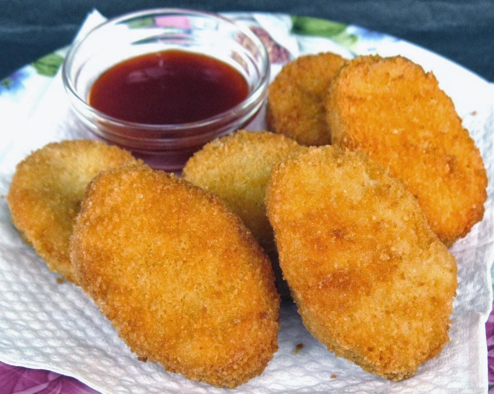 Cara Membuat Chicken Nugget Wortel