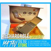 Exlusive Rechargable Shaver