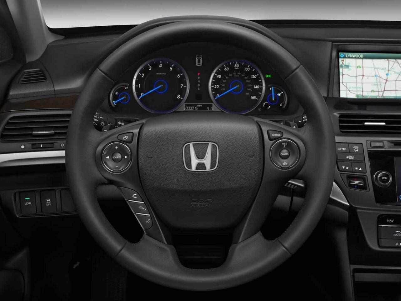Honda Crosstour 2013 Chega Aos Eua Pre O R 56 Mil Car Blog Br