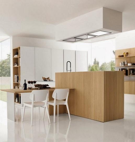 Dise o de cocinas planos de cocinas im genes de cocinas - Cocinas modernas minimalistas ...