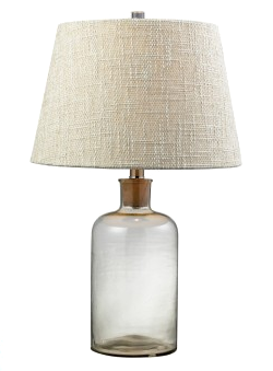 Fillable Glass Lamps