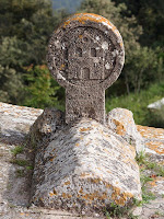 Tomba reconstruïda de la Tossa. Autor: Carlos Albacete