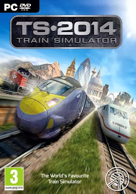 Train Simulator (TS) 2014 PC Cover