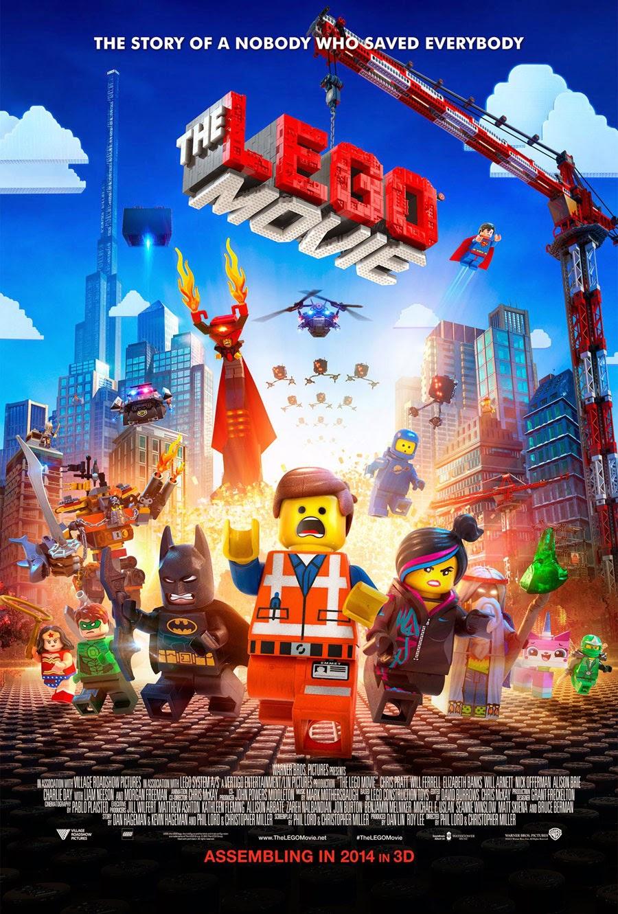 la lego película, emmett, lego, batman, vitruvius, poster, el zorro con gafas