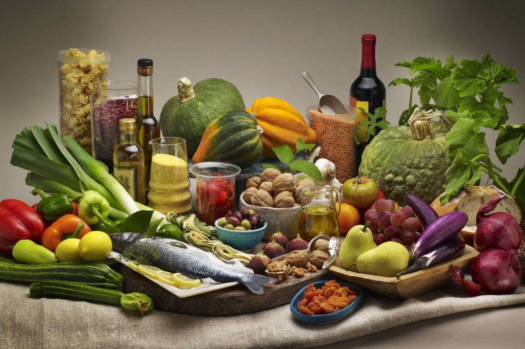 Dieta estilo mediterráneo