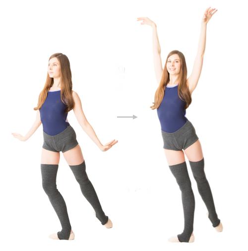 Swan Arms - cvik na krásne ramená a hrudník hodný baletky