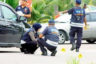 Cikgu kena tembak di Kulim Kedah