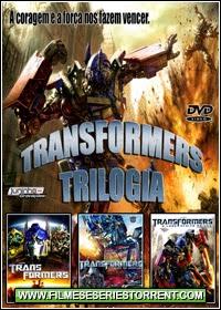 Trilogia Transformers Torrent Dublado (2007-2011)