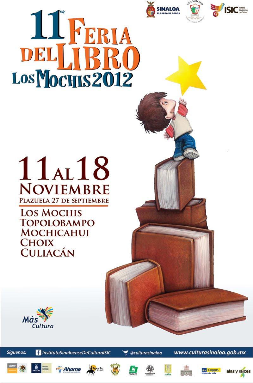 Feria del Libro Los Mochis