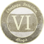 Vintage interirs Blogg