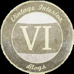 Vintage interiörs Blogg
