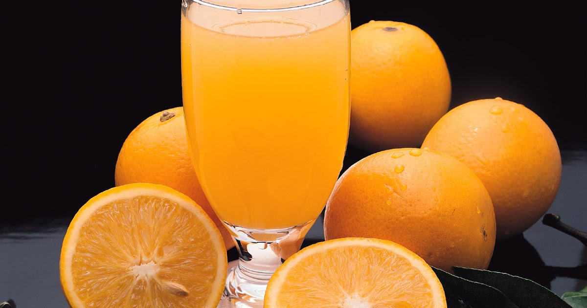 how to make good orange juice