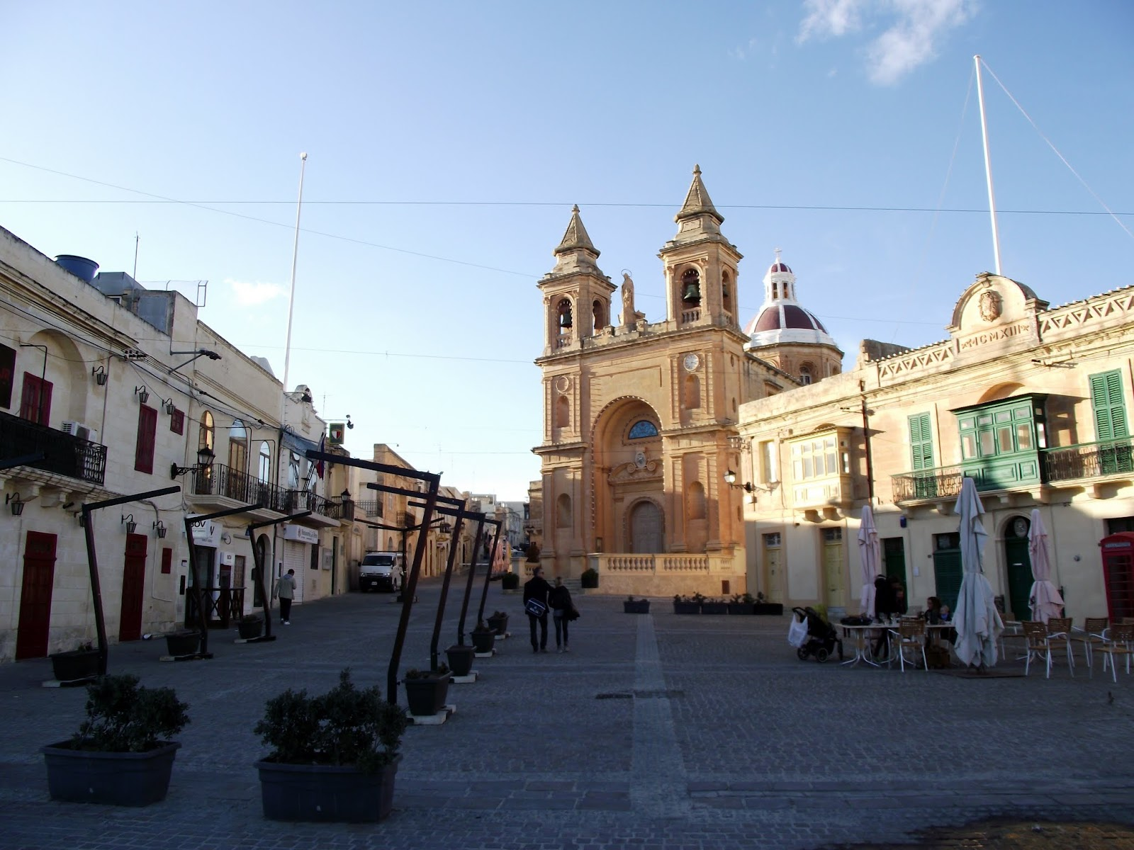Iglesia Santa María de Pompeya Malta