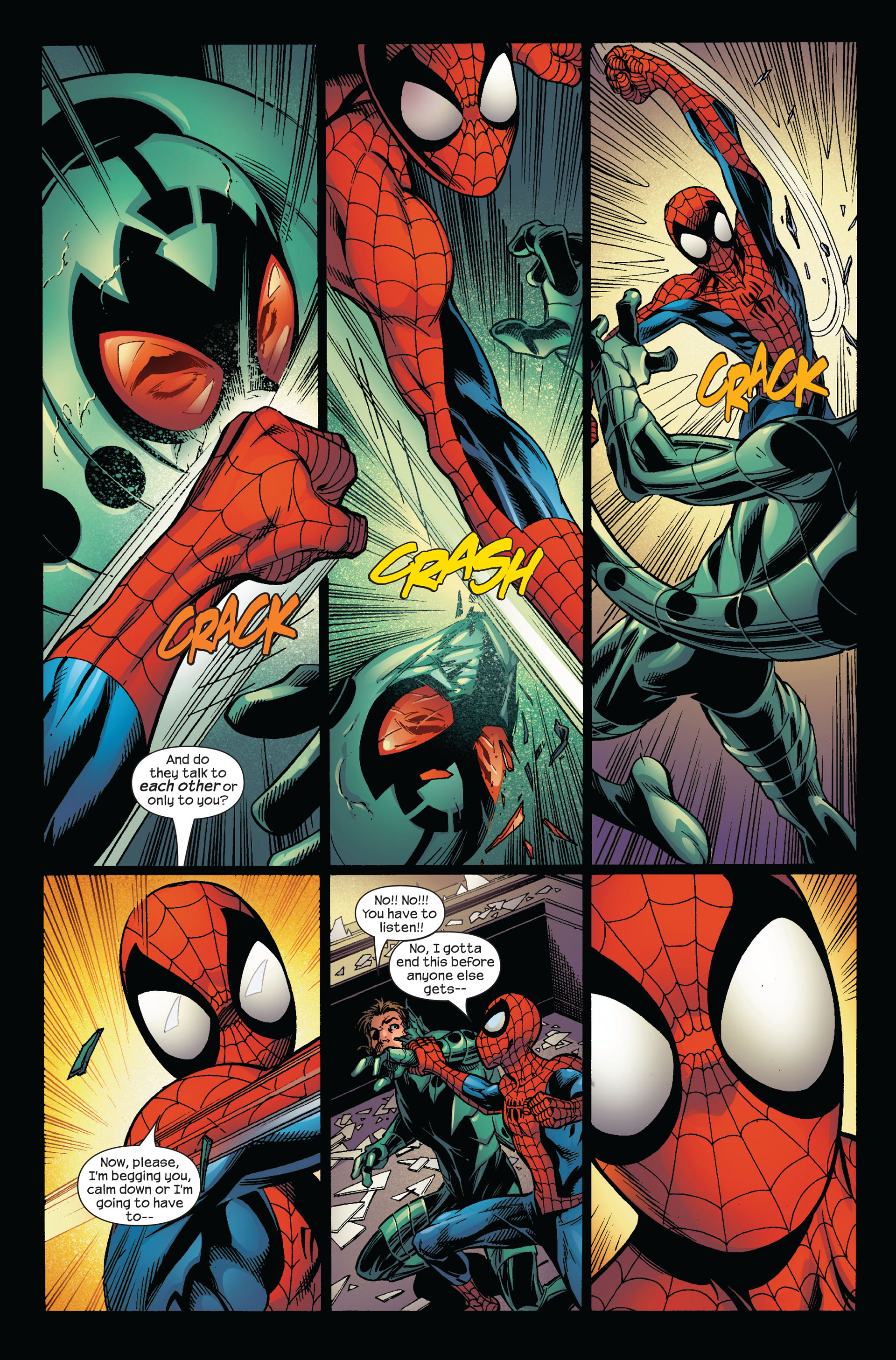 Ultimate Spider-Man (2000) Issue #97 #101 - English 20