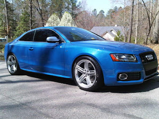 Audi s5 blue cars wallpapers and pictures car images car pics carpicture - Car wallpapers for galaxy s5 ...