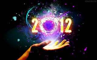 2012  Regido Pelo Drag  O O Ano Novo Traz Prosperidade  Longevidade E