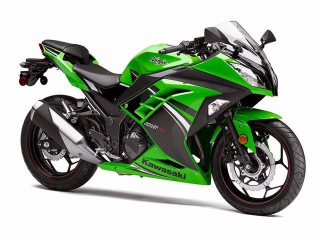 Giá Kawasaki Ninja 300 ABS 2014