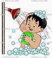 mandi-mandi sunnah ( sunat ) lengkap