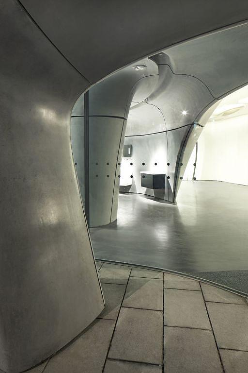 Zaha Hadid Inunda Con Su Arquitectura El Reci N Inaugurado