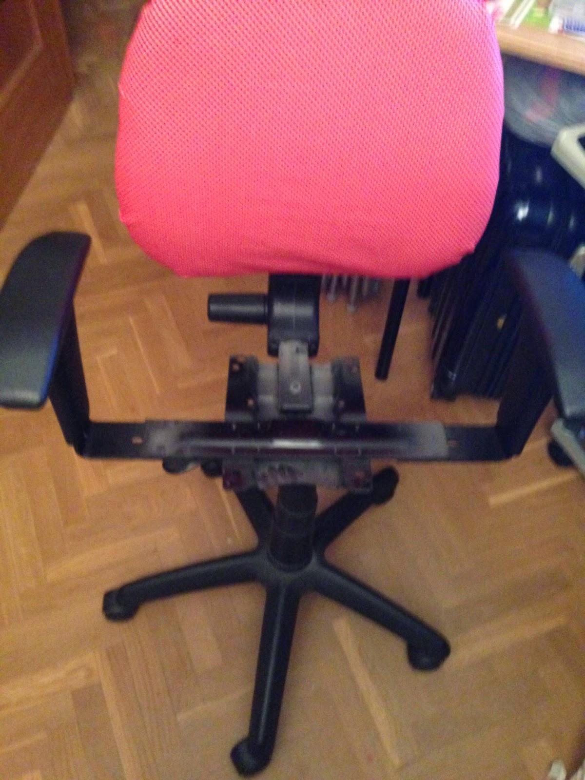 Lo que me sale en mi blog tapizar una silla de oficina - Materiales para tapizar ...