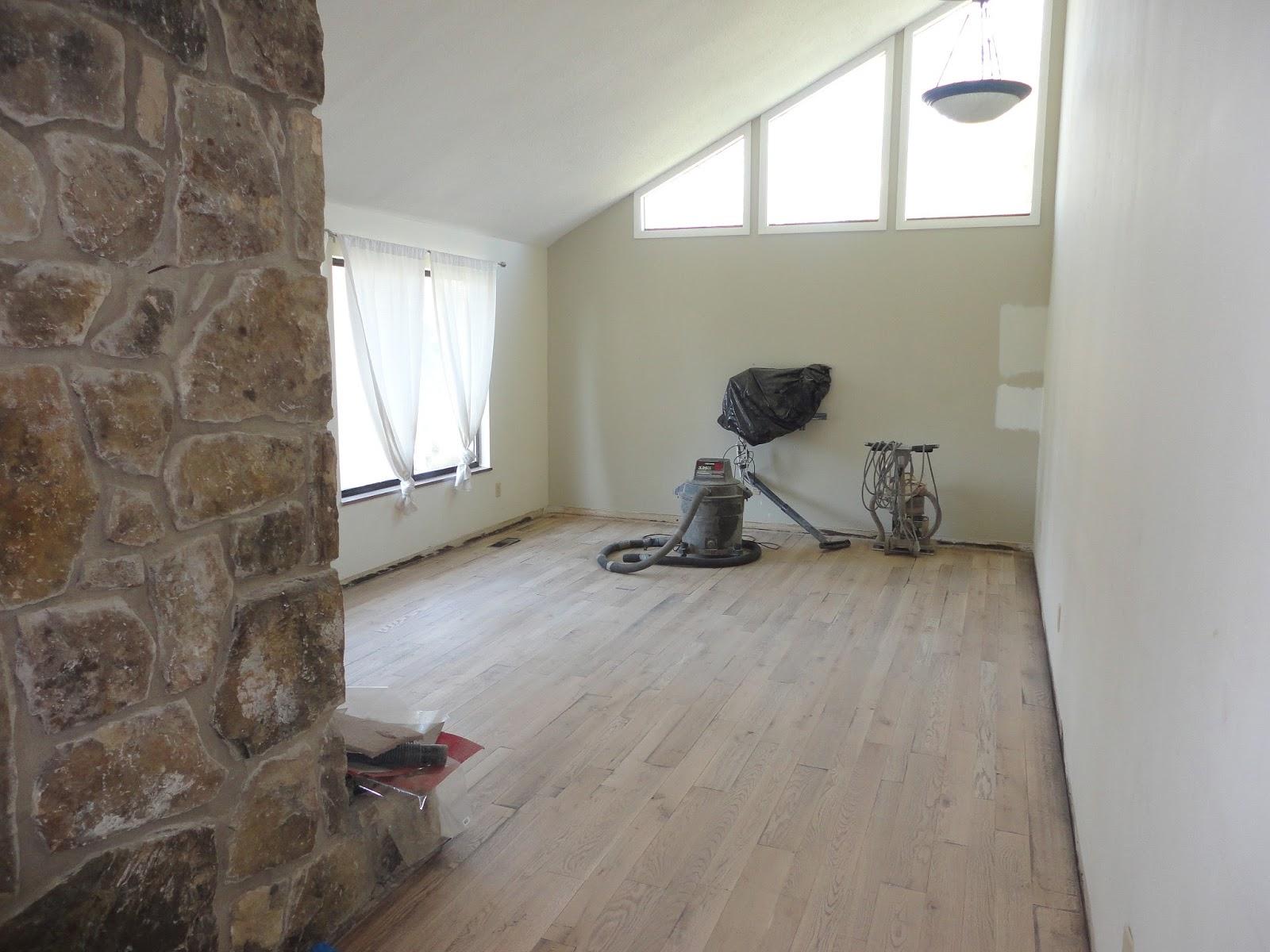 hardwood s our part livelovediy my makeover house blonde biggest flooring it floors