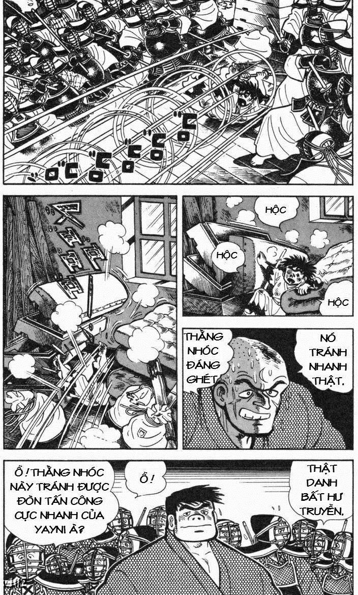 Siêu quậy Teppi chap 105 - Trang 39