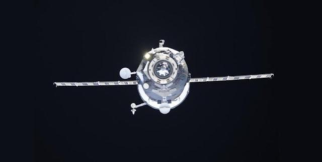 Progress M-18M spacecraft