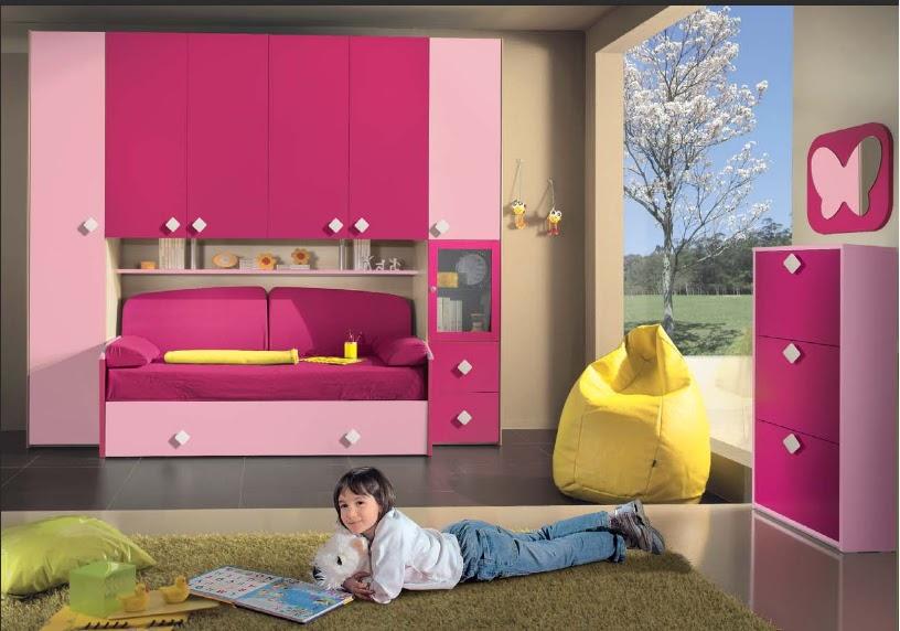Arredamenti gargante camerette moderne for Abitare arredamenti camerette