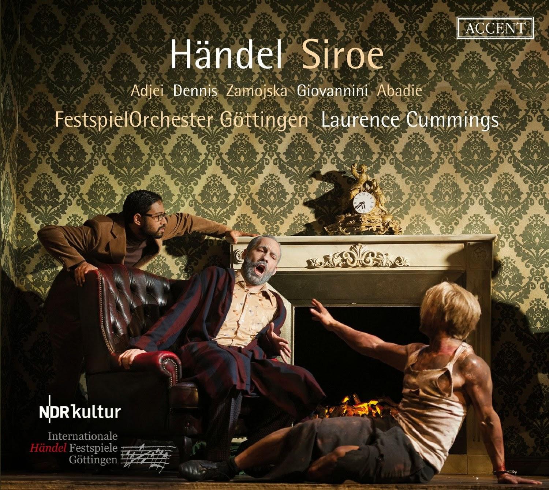 Handel - Siroe - Accent