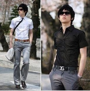 Men's Fashion Casual Style Korean