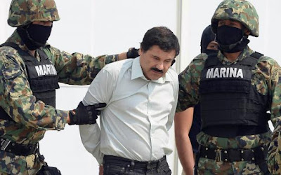 "Joaquin ""El Chapo"" Guzman suffers multiple injuries after attempted to recapture him"