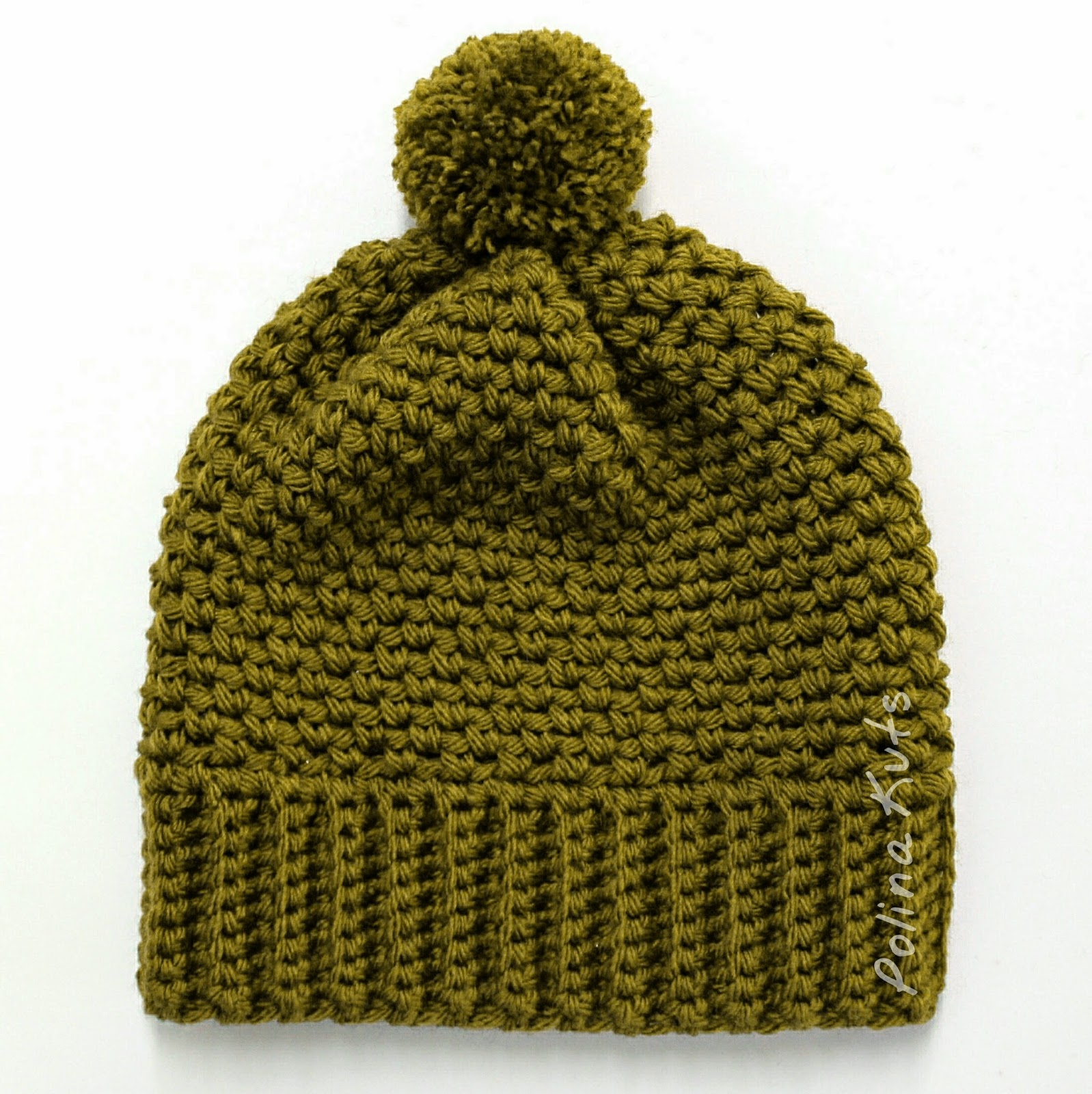 Узоры крючком шапки фото