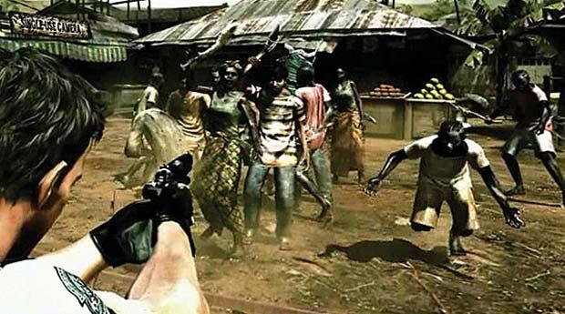 Resident Evil 5  Only 14 ResidentEvil5%281%29