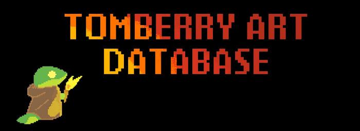 Tomberry Art Database