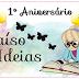 Sorteio - Aniversário do Paraíso das Ideias