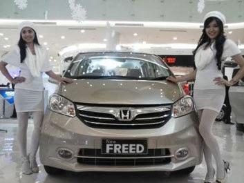 Honda Freed Bandung