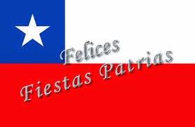 Felices Fiestas Patrias 2014