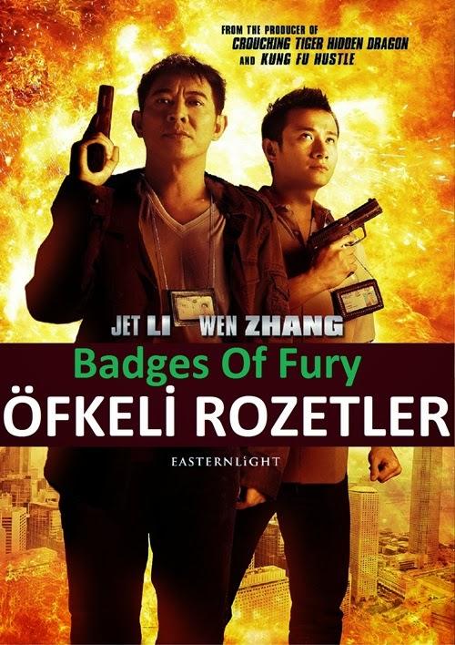 Öfkeli Rozetler - Badges Of Fury 2013 Türkçe Altyazı Film İndir