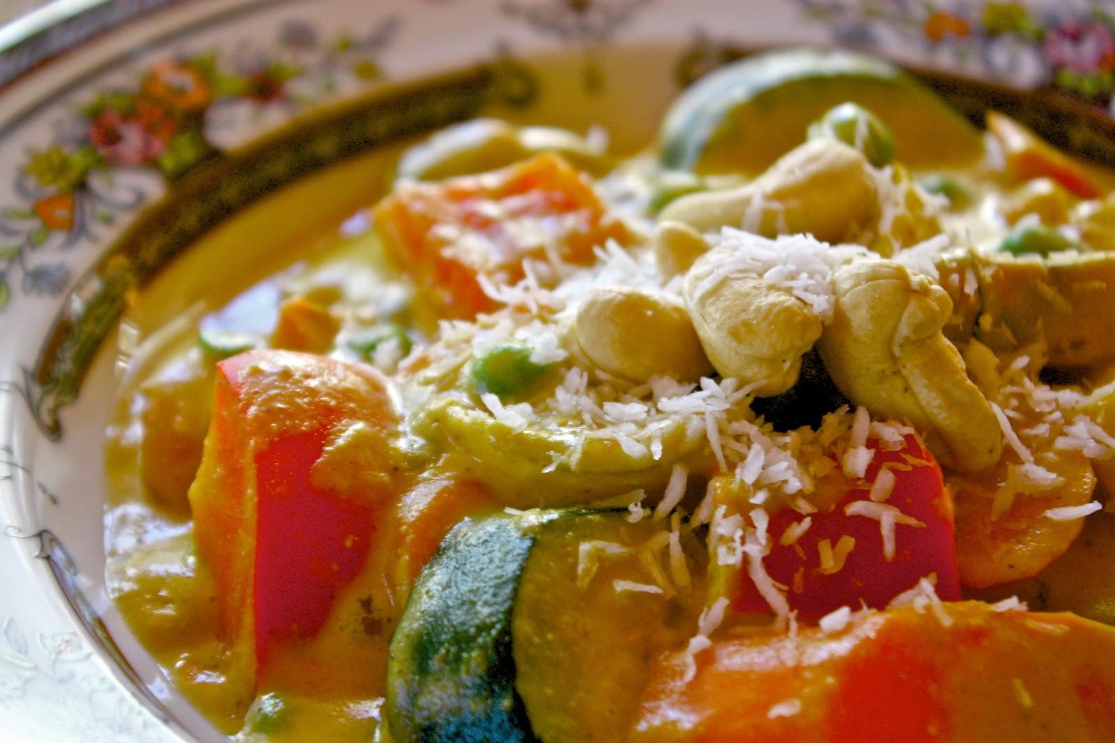 Whole Foods Vegetable Korma