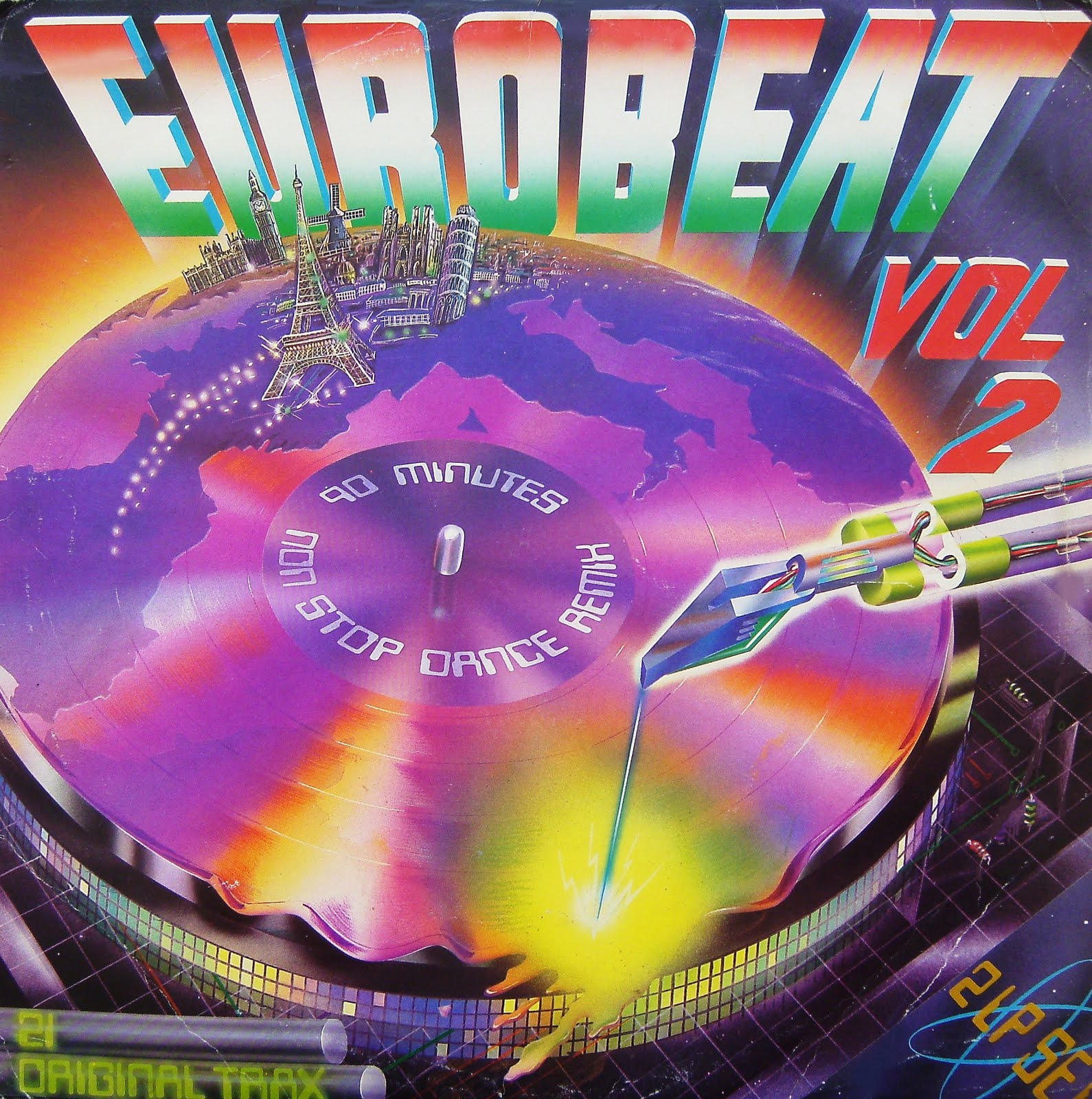 Various - Eurobeat Megamix