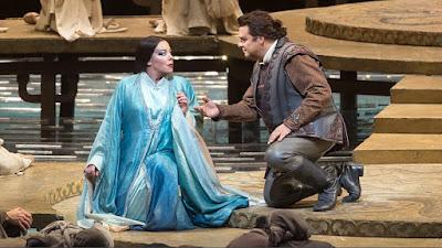 Marco Berti, Nina Stemme - Puccini Turandot - Metropolitan Opera, New York