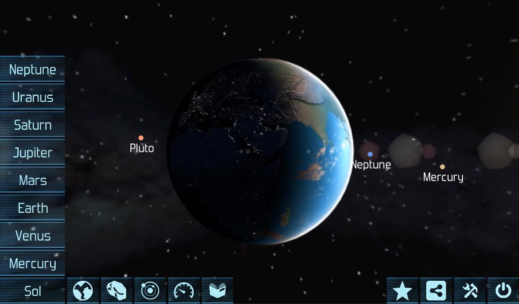 nasa planet simulator - photo #42