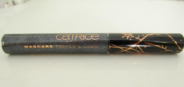 Catrice Metallure Mascara Topper & Liner in C01 Dazzling Dark