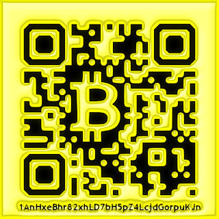 golden bitcoin wallet id qr code