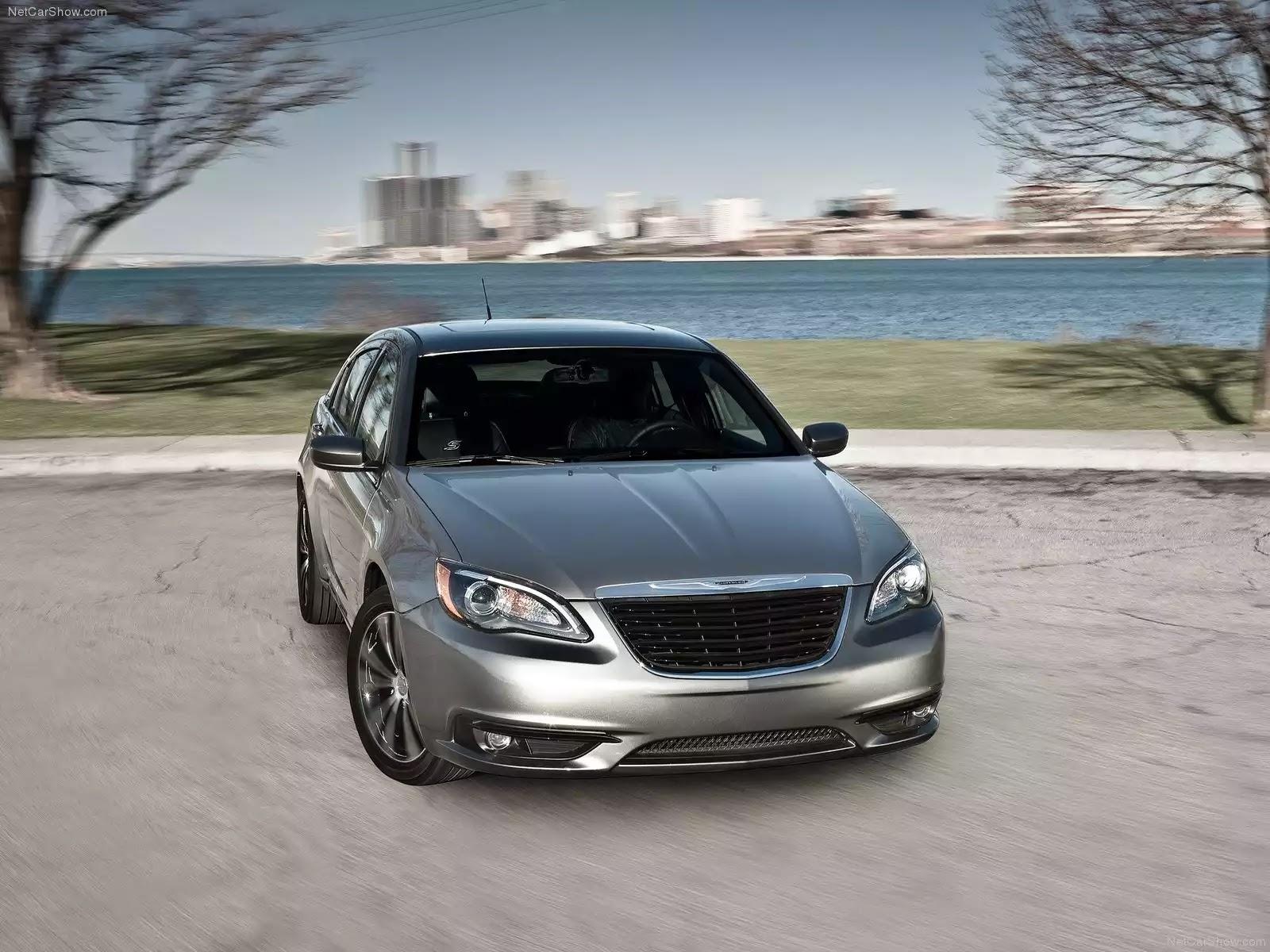 Hình ảnh xe ô tô Chrysler 200 S 2011 & nội ngoại thất