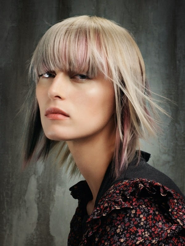 2015 Modern Medium Layered Hairstyles