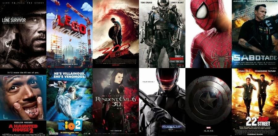 Film action akhir tahun 2015