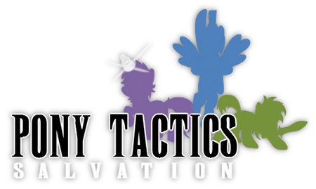 Pony Tactics: Salvation logo