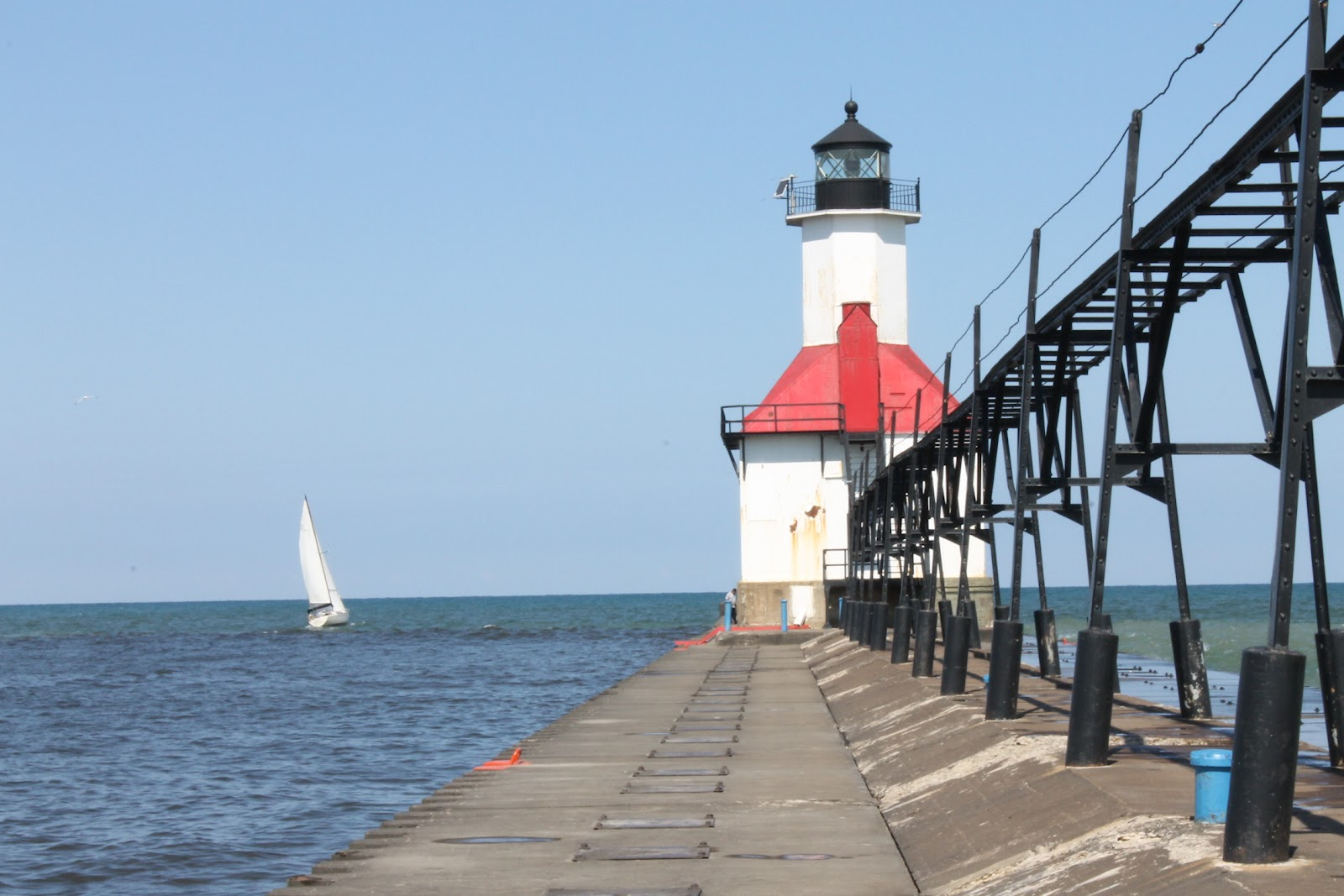 The Michigan Lighthouse Chronicles