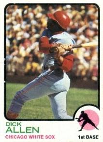 1973 Topps Dick Allen